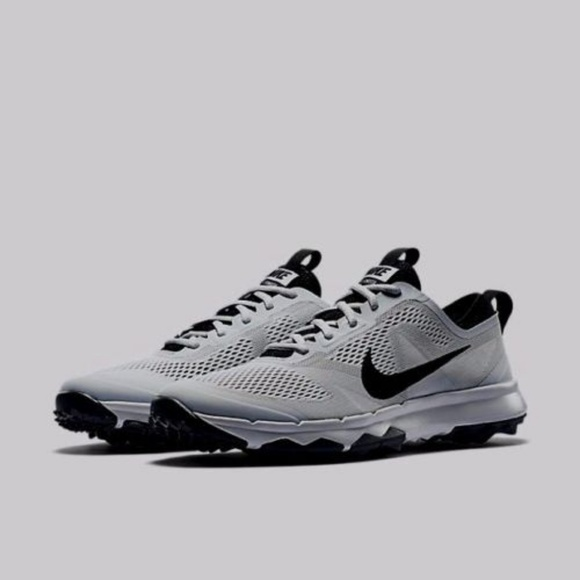 1c7238eafeed6 Nike Shoes | Fi Bermuda Mesh Golf Shoe Cleat Platinum | Poshmark